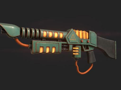 Lasergevär