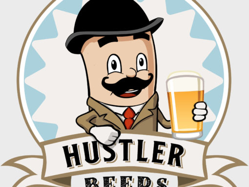 Hustler beer